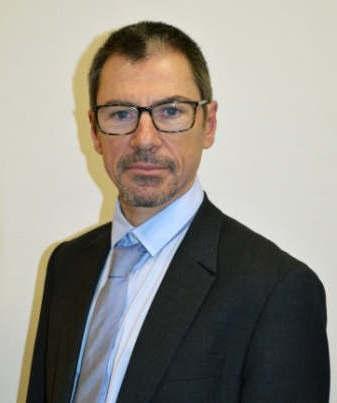 Laurent Massoneau, secrétaire général UNSA-Police