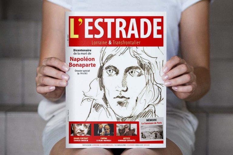 Magazine L'Estrade mai 2021