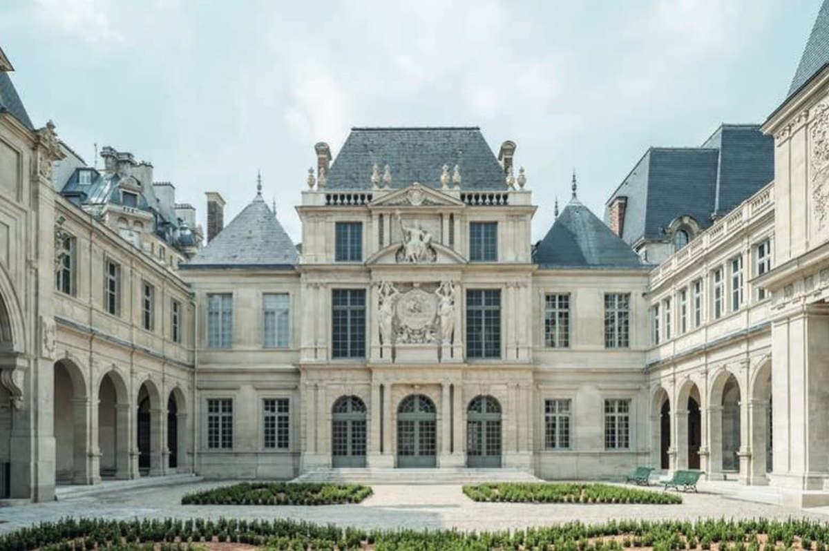 Cour des Drapiers, musée Carnavalet - Histoire de Paris © Cyrille Weiner