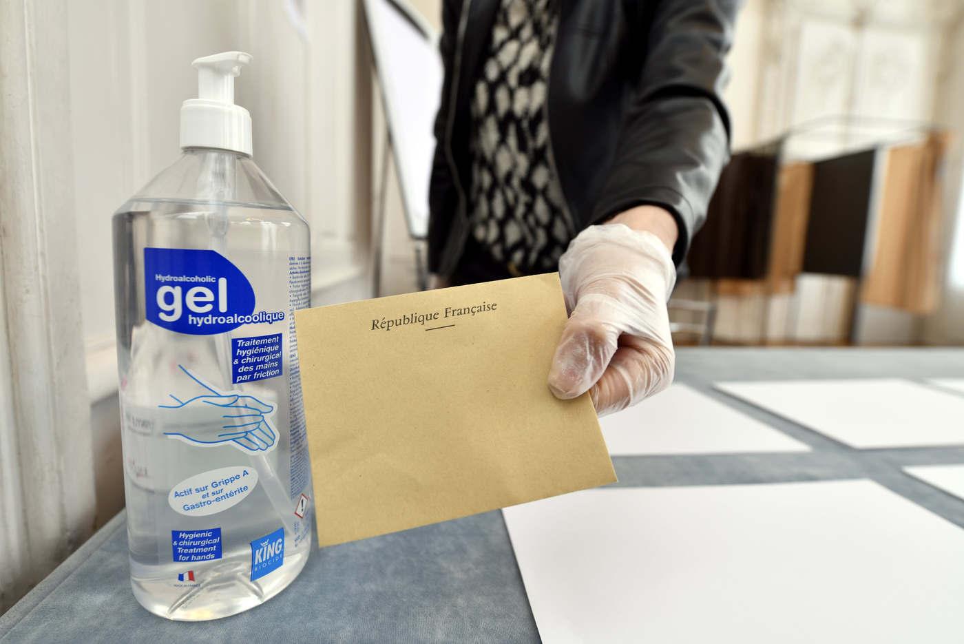 Elections en toute sécurité sanitaire (DR)