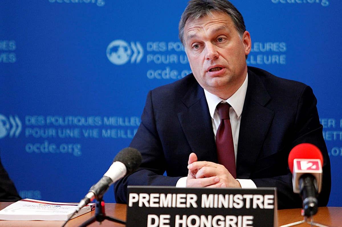 Viktor Orban, Premier ministre Hongrois (Flickr)
