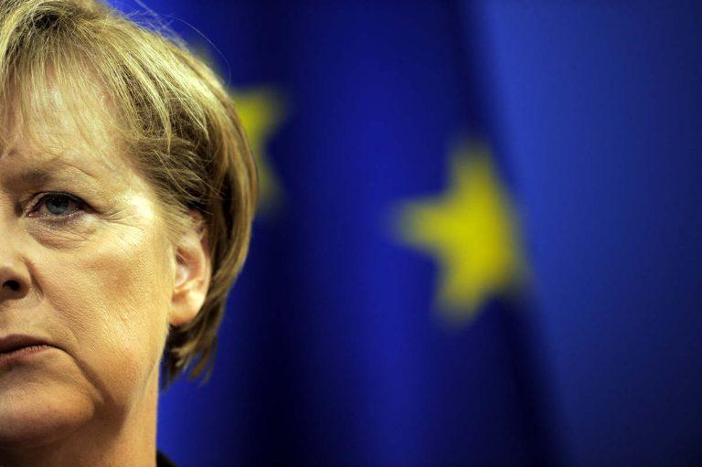 Angela Merkel, chancelière d'Allemagne (DR)