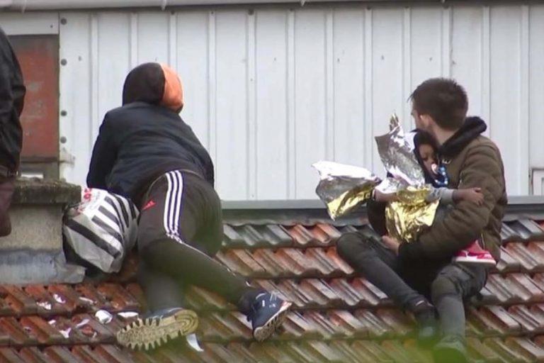 Inondations en Belgique (capture euronews)