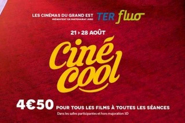 Ciné Cool (affiche)