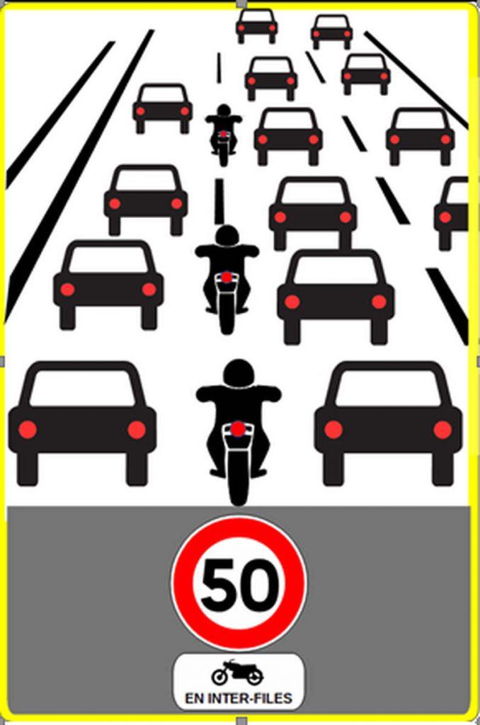 Nouveaux panneaux de circulation
