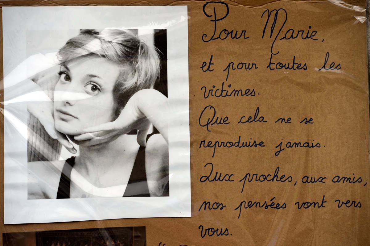 Marie Mosser, 24 ans, Nancéienne, tuée au Bataclan (DR)