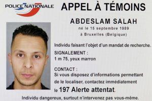 Salah Abdeslam, seul survivant des attentats du 13-Novembre 2021 à Paris (DR)