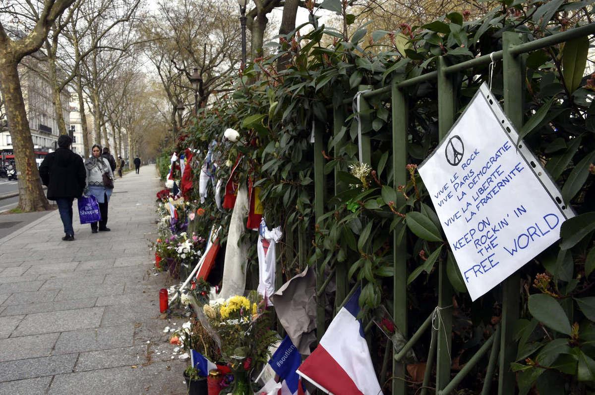 Hommage aux victimes du terrorisme (DR)