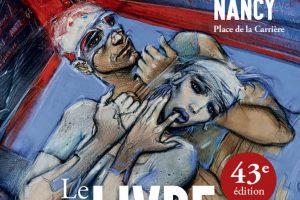 L'affiche 2021, réalisée par Enki Bilal, également président de cette 43e édition