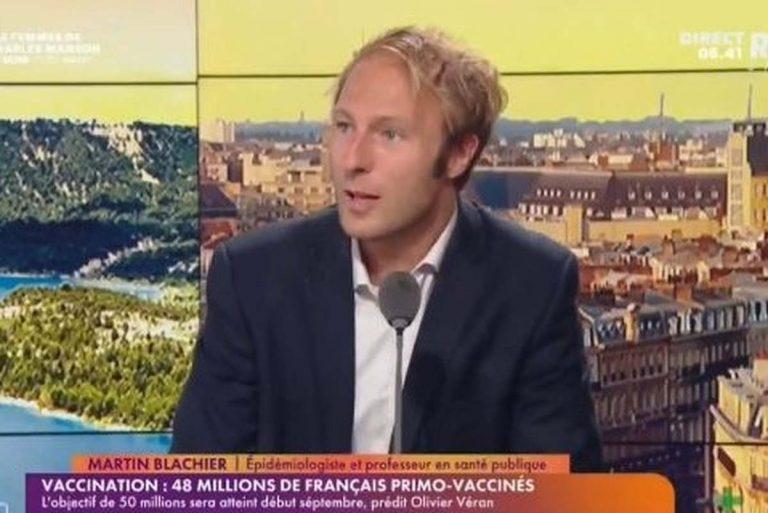 Martin Blachier, épidémiologiste, professeur en santé publique