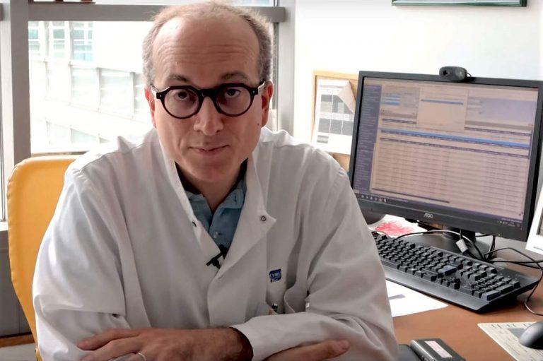 Pr Stéphane Zuily (Médecine vasculaire - Nancy) - Médecin coordonnateur Covi-Dose