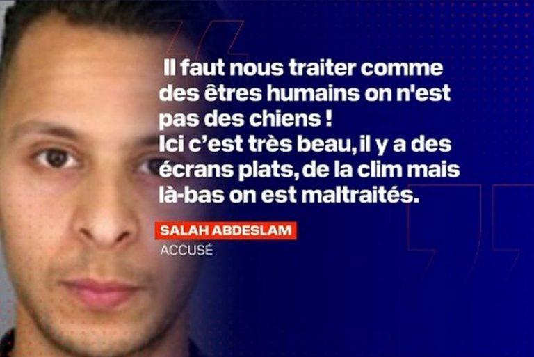 Salah Abdeslam (capture twitter BFMTV)