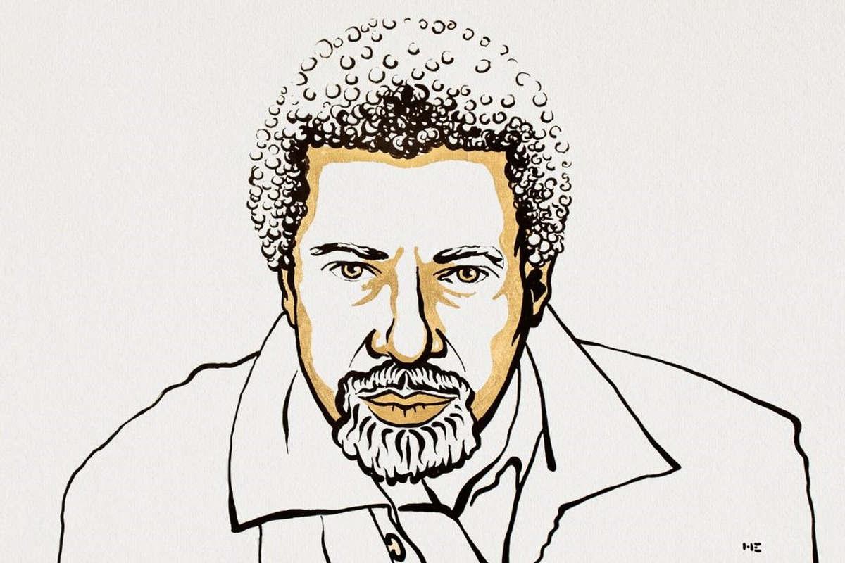 Abdulrazak Gurnah (Niklas Elmehed © Nobel Prize Outreach.)