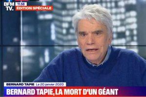 Bernard Tapie (Capture BFMTV)