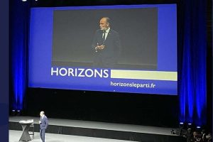 Edouard Philippe crée Horizons (capture Twitter)