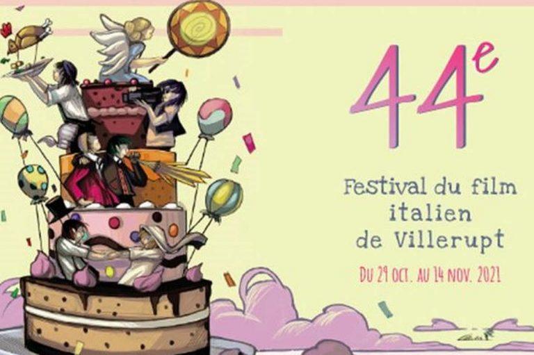 Festival du film italent de Villerupt (affiche)