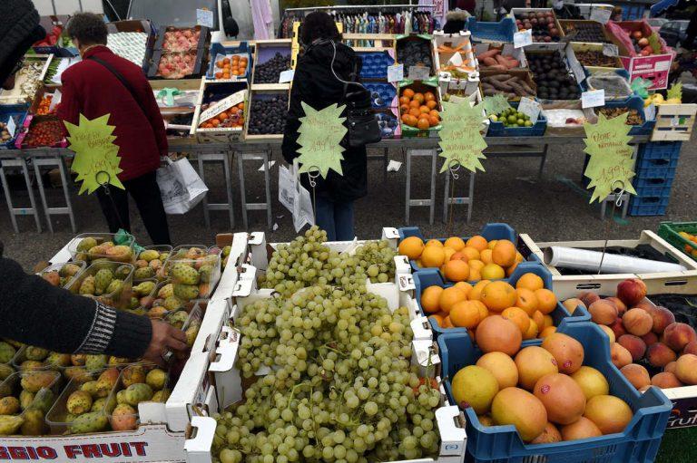 Fruits et légumes (DR)